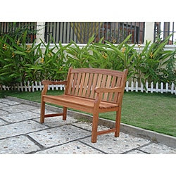 Outdoor Benches   Overstock.com: Buy Patio Furniture Online