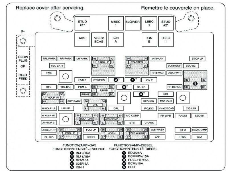 Is300 Fuse Box Diagram