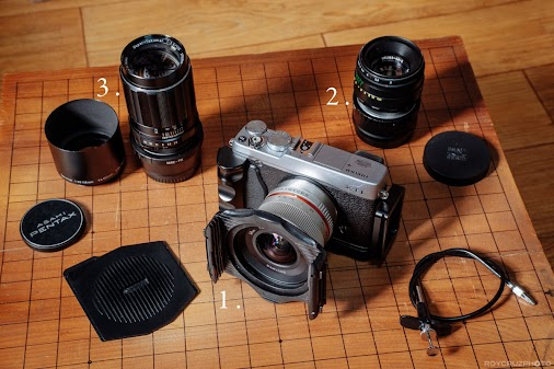 Ever wonder about using 3rd party manual and classic lenses on Fuji X? I share my experiences on my ...