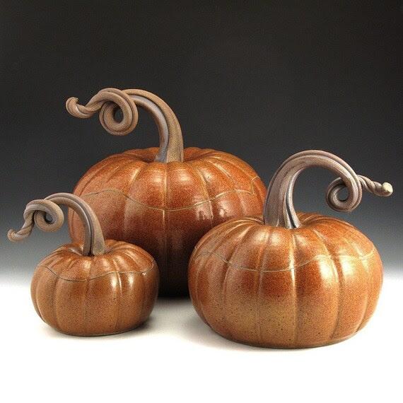 Pumpkin Jar FREE SHIPPING
