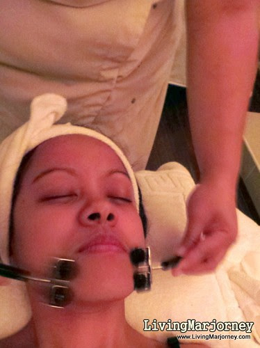 Facial by Themae, by LivingMarjorney