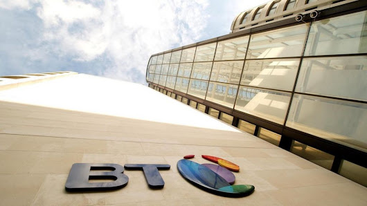 BT fined record £42m for late installations - BBC News