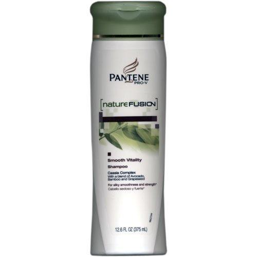 Pantene Pro-V Nature Fusion Smooth Vitality Shampoo