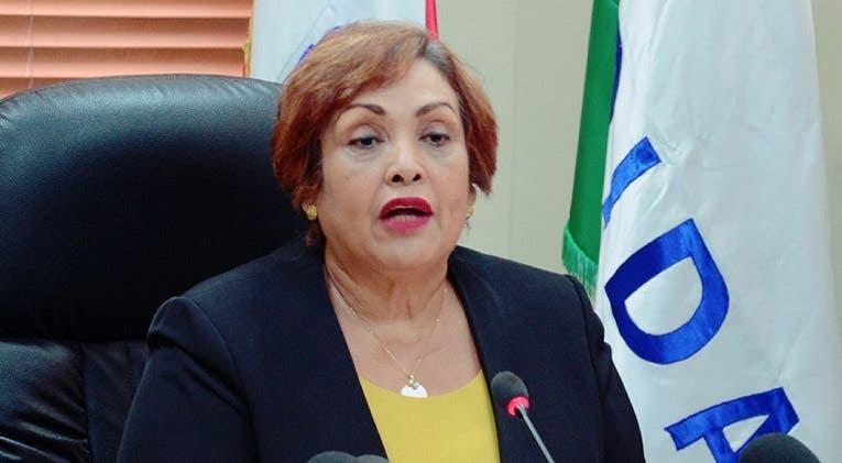 Nélsidad Marmolejos, directora de la DIDA.