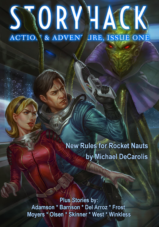 Pulptastic: StoryHack Action and Adventure, Issue 1