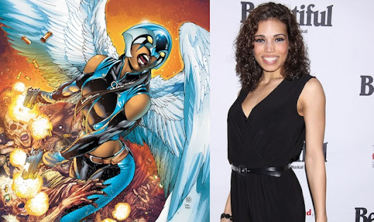 The Flash/Arrow Spinoff Series Adds a Hawkgirl! - SuperHeroHype