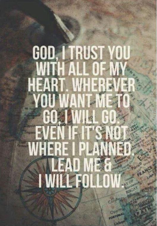 Quotes About Trusting In God 99 Quotes
