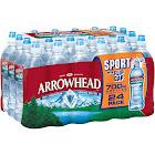 Arrowhead Natural Spring Water - 24 pack, 23.6 oz each