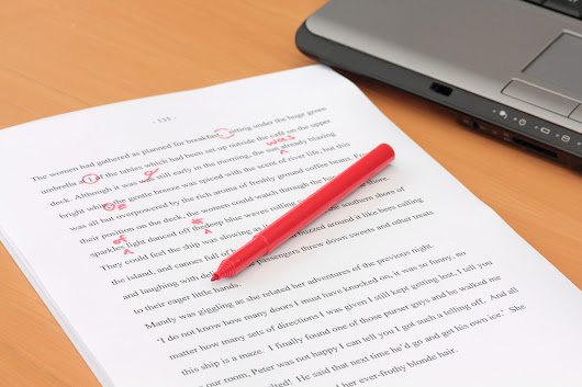 Understanding Your Redlined Manuscript Using Microsoft Word's Track Changes - Clearing Blocks