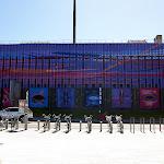 Villenave d'Ornon : inauguration de la fresque monumentale