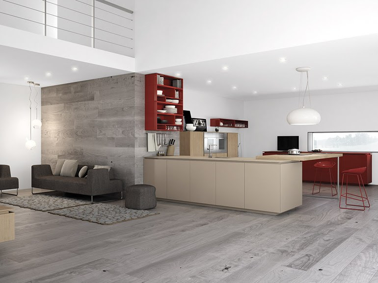 Minimalist Kitchen Designs