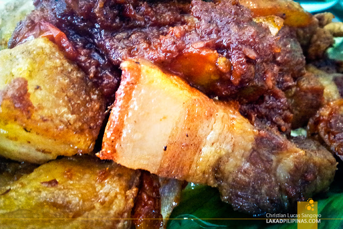 Lola Idang's Crispy Binagoongan