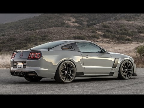 "2012 Mustang GT ""Switchback"""