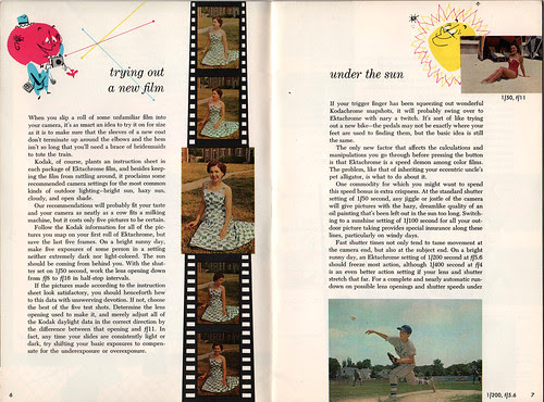 Kodak Ektachrome booklet 4
