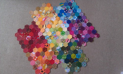 Hexies finished!
