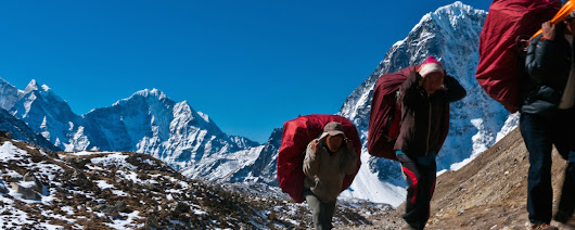 Exciting Mount Everest Base Camp Guided Trek | 12-Day EBC Hiking Route & Cost | Tailor-made Itinerary - HimalayanWindows