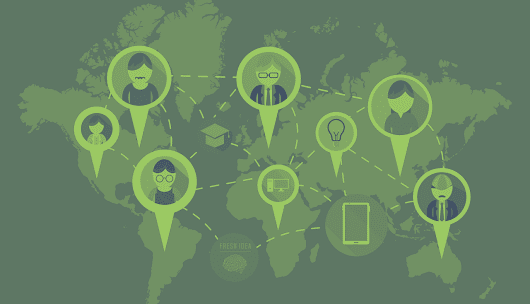 Leveraging The Benefits of Location Based Social Media