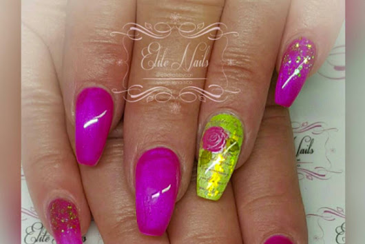Nail Art Stamping Plates for Any Nail Shape and Size