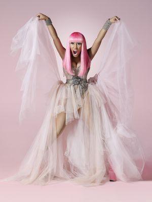 nicki minaj pink friday album. #39;Pink Friday#39; Album Promo