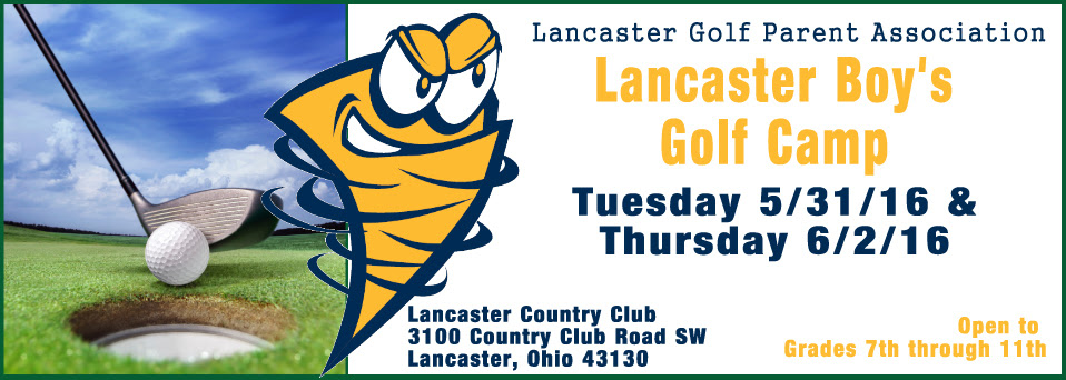 Lancaster Boys Golf Camp