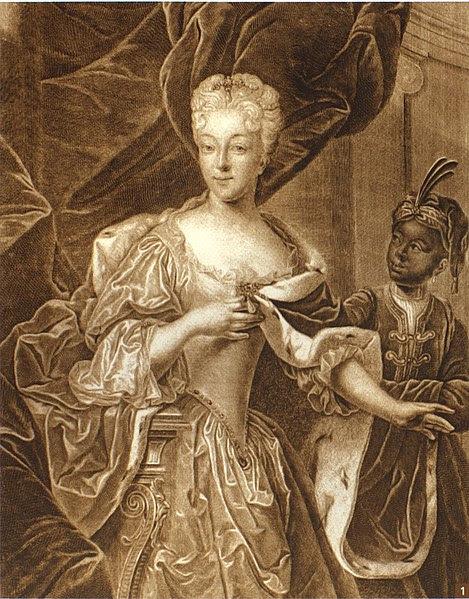Archivo: Шарлотта Христиана София, кронпринцесса Брауншвейт-Вольфенбюгтельская.jpg