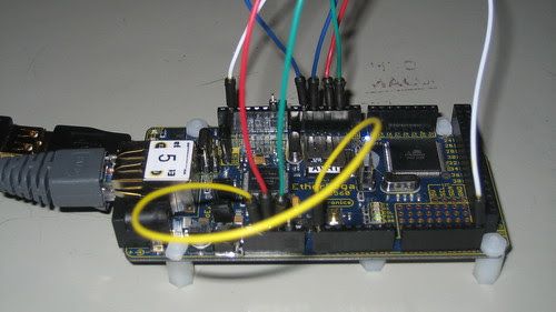 Freetronics EtherMega 2560