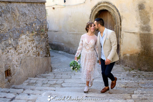 Romantic destination wedding photographer in Italy and Castellabate