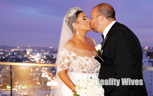 Shahs Of Sunset | Mercedes & Tommy's Wedding Pictures