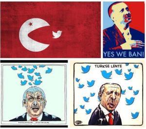 ארדואן נגד טוויטר