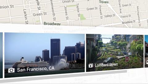 Google Maps, phiên bản mới