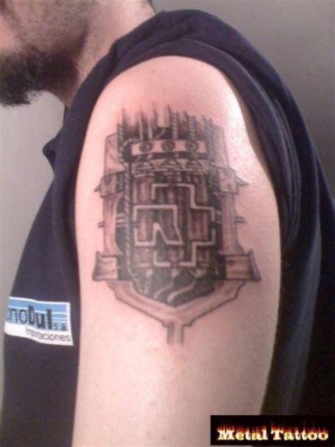 23 Amazing Rammstein Fan Tattoos ? NSF