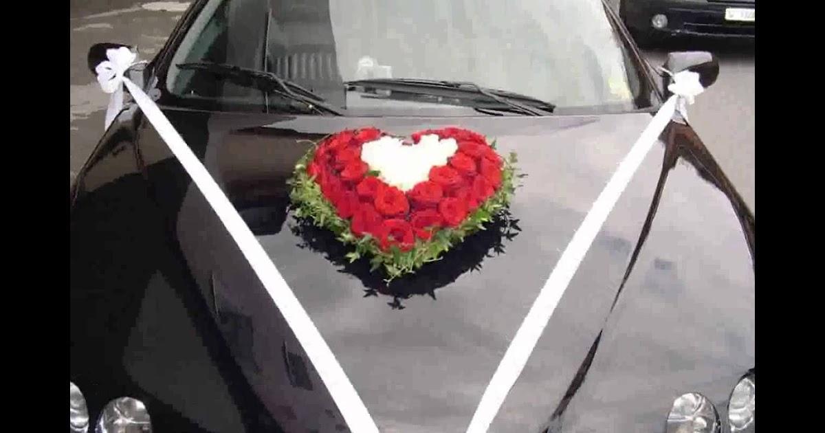 Autodeko Hochzeit Selber Machen