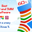 I know how to get 60%-off Xmas offer on the best SEO and SMM software!