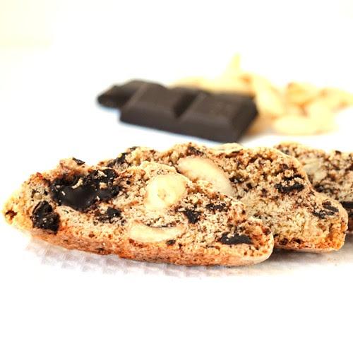biscotti amendoa choco