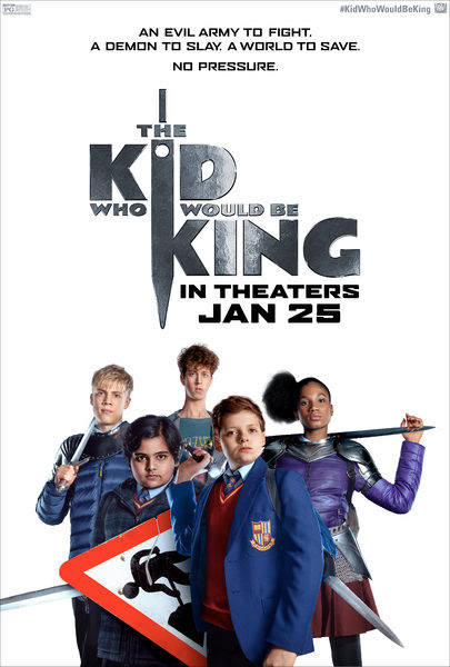 The Kid Who Would Be King - Movie Trailers - iTunes