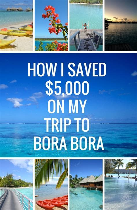How to Save Money in Bora Bora: 22 Ways to Save   Dream