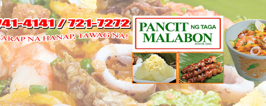 What is pancit malabon?