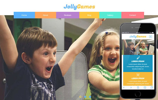 Jolly Games a Games Category Flat Bootstrap Responsive Web Template by w3layouts
