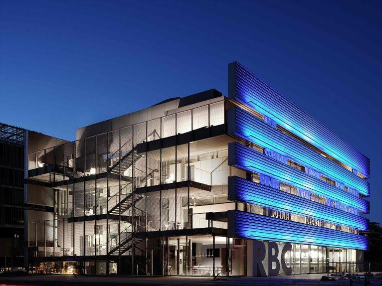 Montpellier Jean Nouvels Rbc Design Center