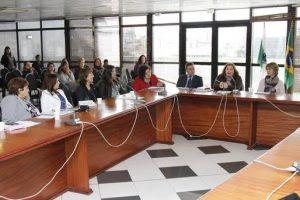 Estado e municípios discutem ações de combate à violência contra a mulher
