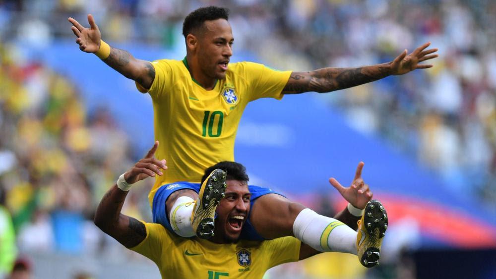 Resultado de imagen para brasil futbol