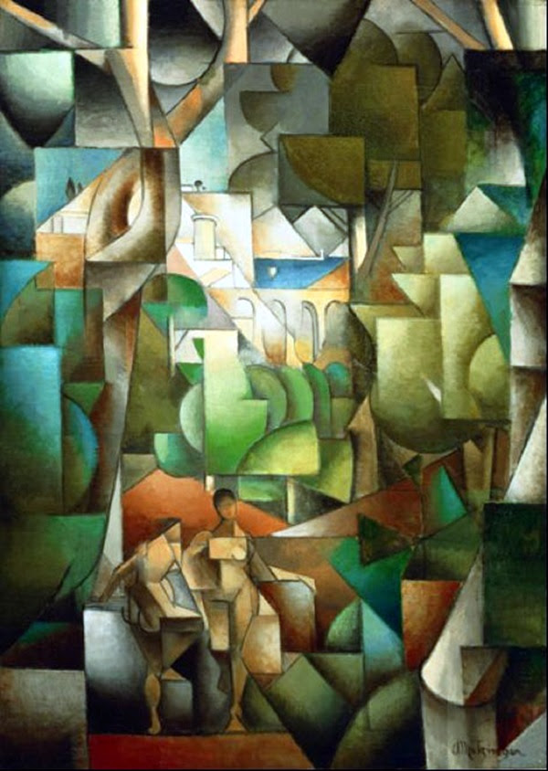 Excellent Examples Of Cubism Art Works (6)