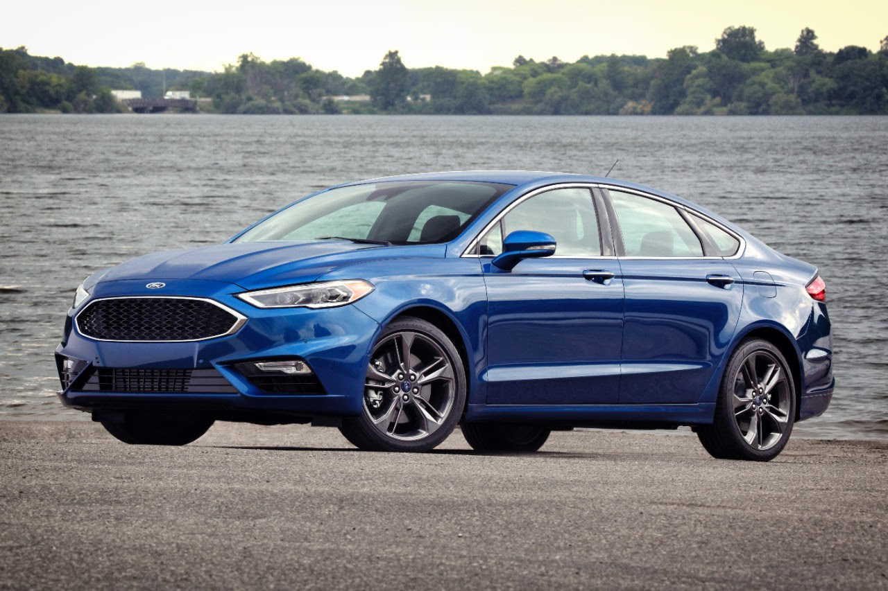2017 Ford Fusion Styling Review - The Car Connection