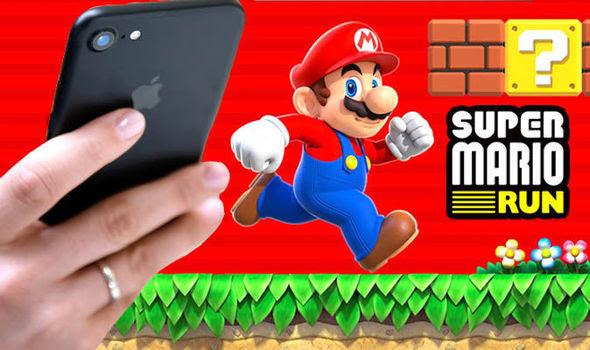 tải game Super Mario Run cho điện thoại ios