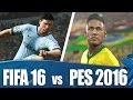 Video Perbandingan PES 2016 dan FIFA 2016, Siapa yang Juara ?