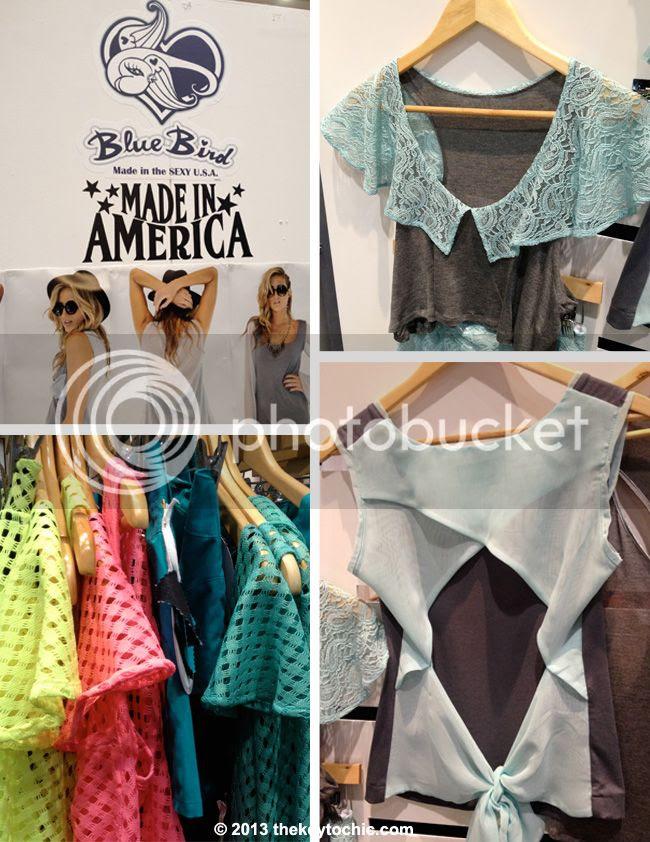 BlueBird clothing spring 2013