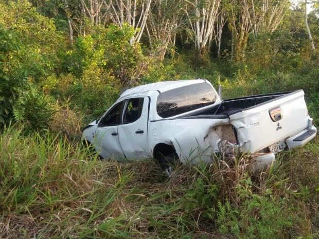 Oito pessoas foram levadas para hospital com ferimentos graves (Foto: Reprodução/Arquivo Pessoal)