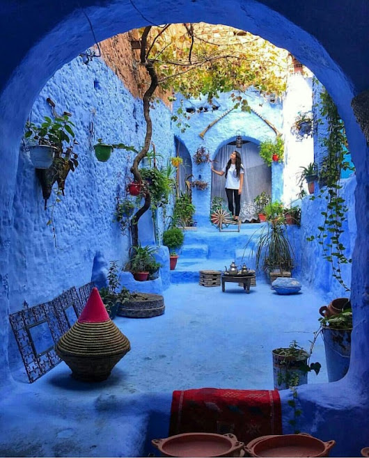 Chefchaouen Morocco's Blue City
