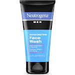 Neutrogena Men Invigorating Face Wash, 5.1 Fl. Oz