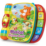 VTech Musical Rhyme and Discover Book